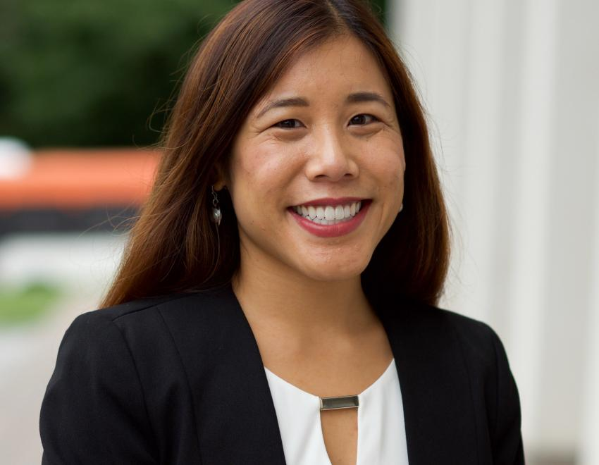 Portrait of Professor Melissa Lee