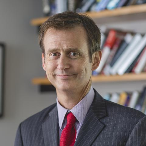 Portrait photo of Prof. Nolan McCarty